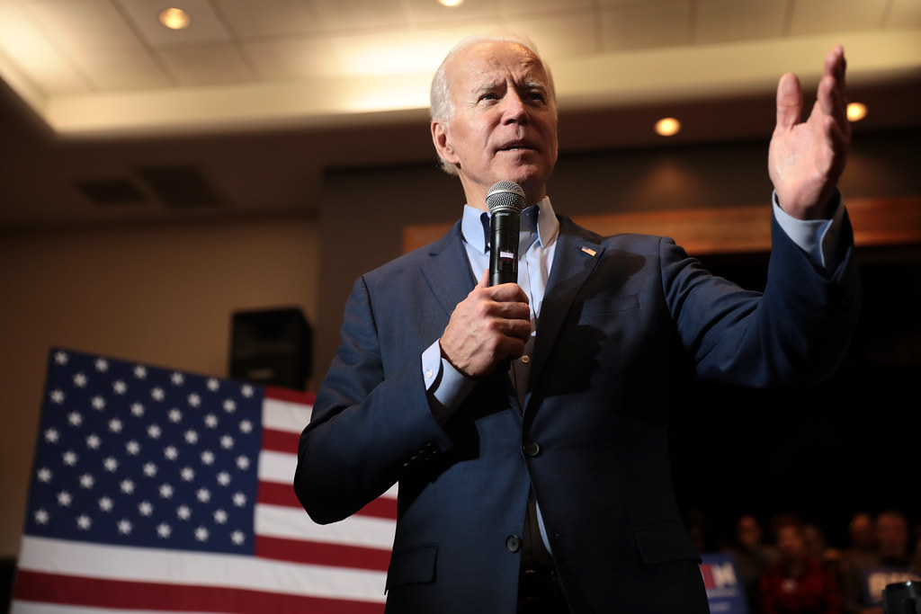 Commentary: President Biden's drive for a cleaner America