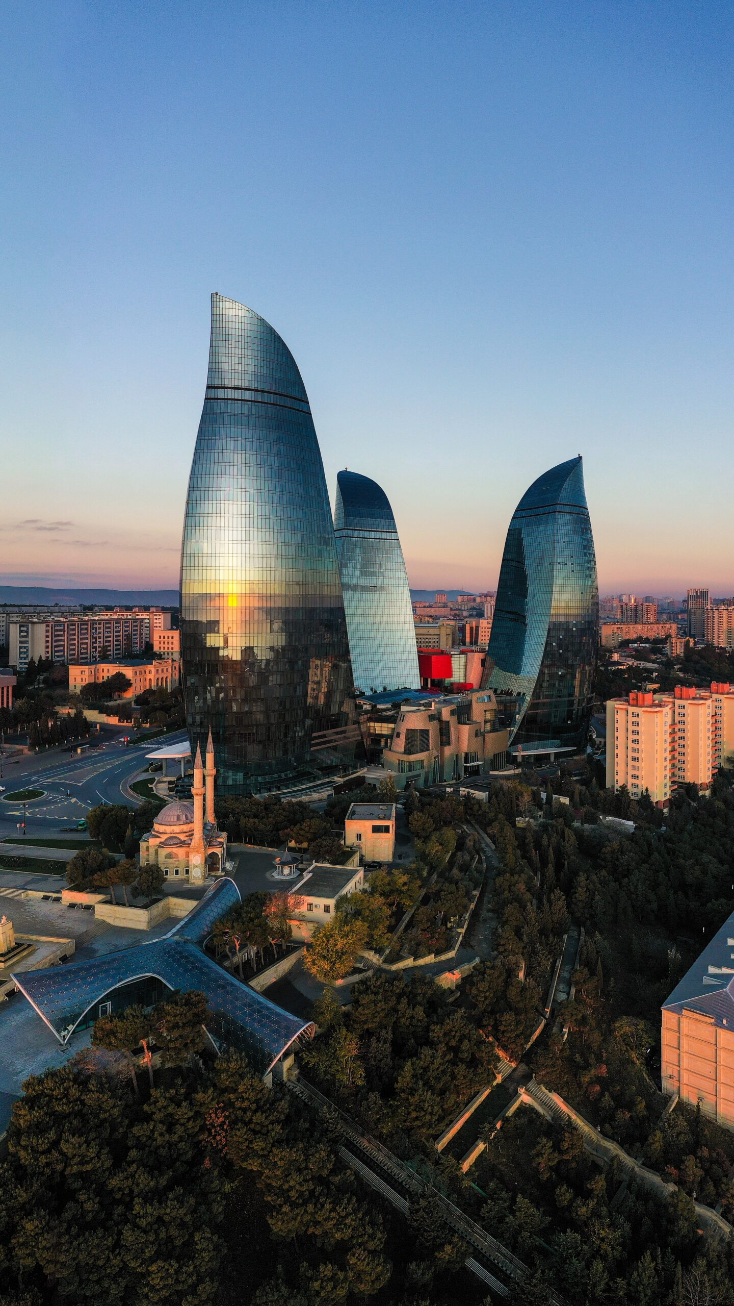 Efficiency measures and clean energy are vital for Azerbaijan to prepare for a climate-resilient future